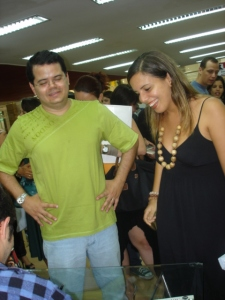 Thales e Karina