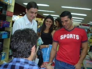 Matheus, Criszul e Paulo Grotesco