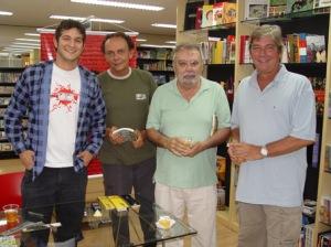 Giovanni Sérgio, Nei Leandro de Castro e Anselmo Duarte Jr.