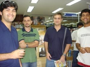 Bruce, Filipo, Madona e Danilo