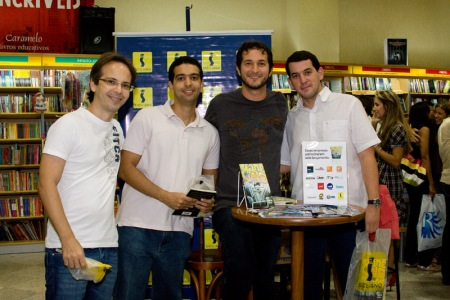 Antônio Marcos, Ricart e João Daniel