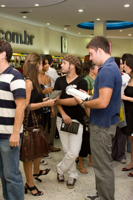 Clóvis Filho, Rodra e Daninha.