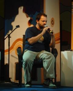 Pablo Capistrano na Digi - Filosofia e cultura pop.