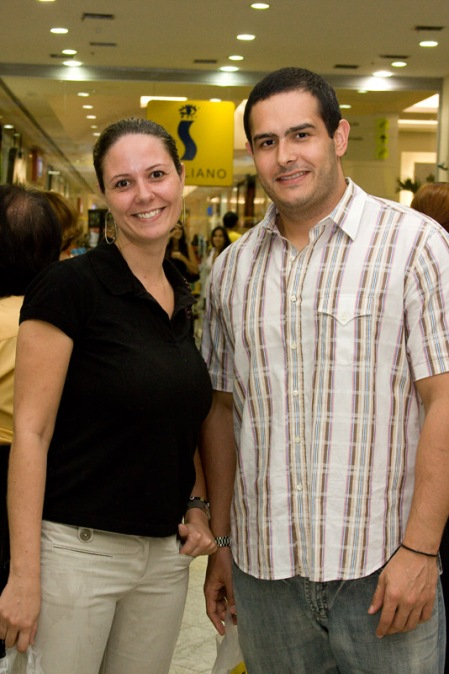 Fernanda e Esaú