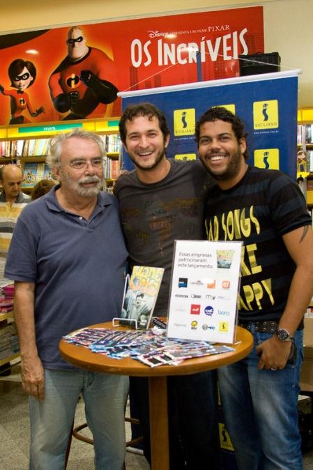 Nei Leandro de Castro e Patrício Jr.