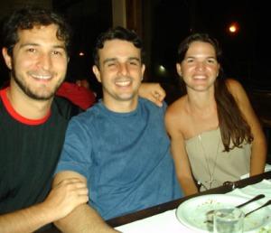 Murilo Souza e Rafaela Lopes