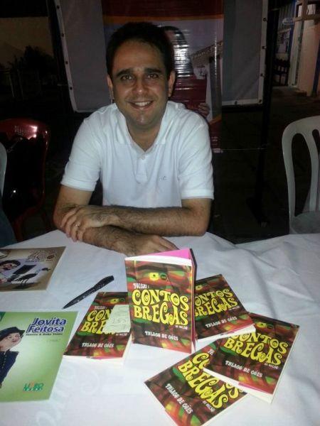 Thiago de Góes - Dia do escritor 2013