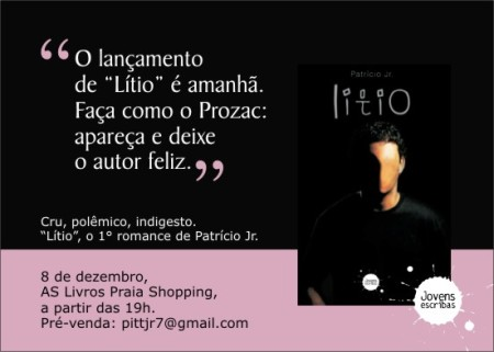 Lítio Prozac